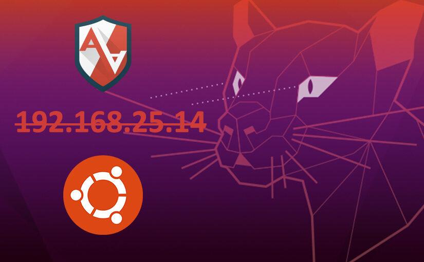 Perte d'IP v4 sous Ubuntu 20.04 (apparmor et dhclient)