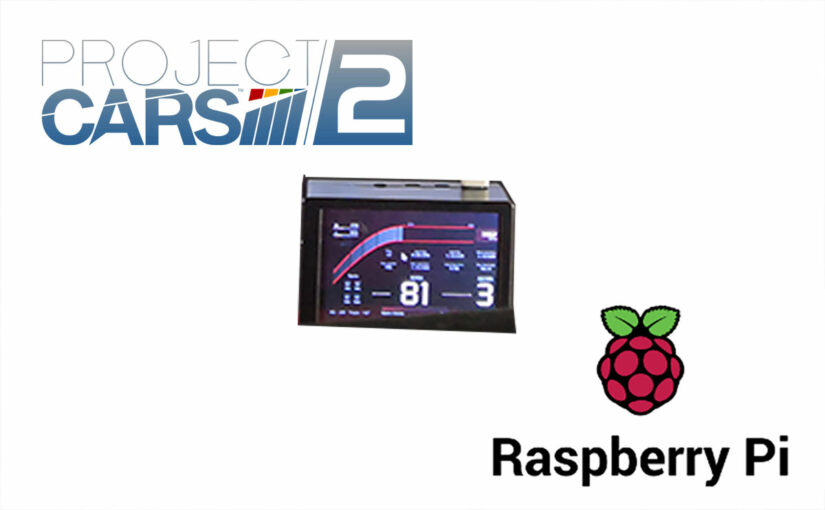 DIY Dashboard Simracing avec un Raspberry Pi