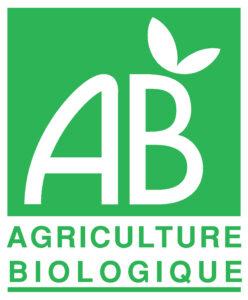 Logo agriculture biologique AB